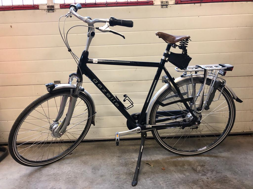Gazelle Paris Heren fiets