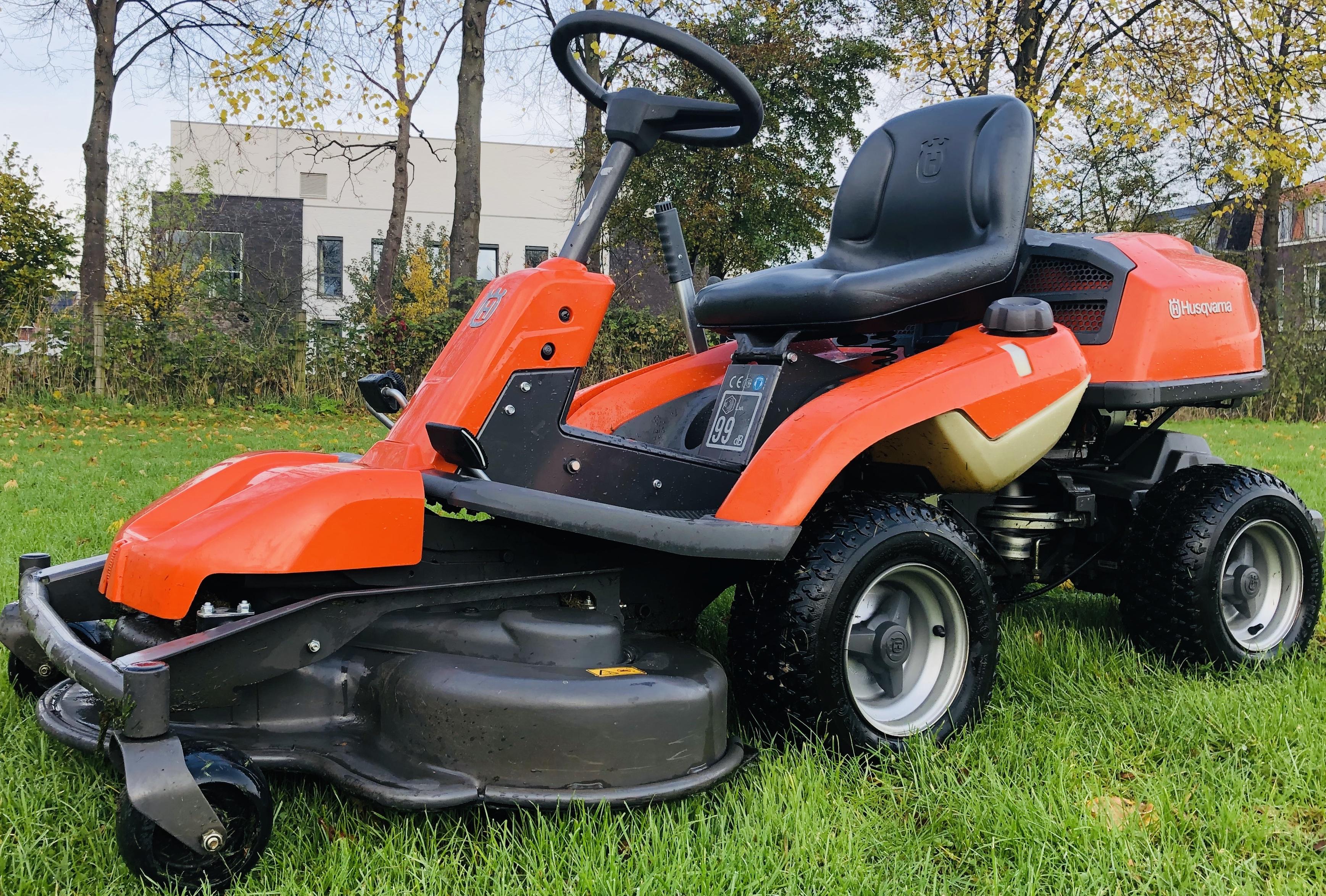 Husqvarna Rider R175